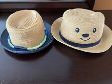 Infant/Toddler Straw Hats