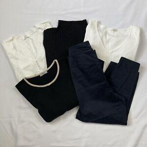 Womens Top Trousers Bundle Size 16-18 5 Items Excellent Condition Next M&S