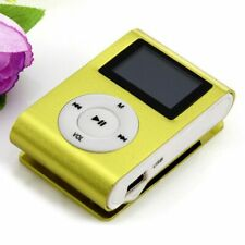 Mini Clip MP3 Player LCD Screen Support TF Card Walkman Pocket Audio Song Sport