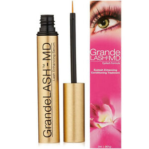 Grande Lash-MD Eyelash & Eyebrow Enhancer Growth Serum Boost Conditioner 2ml