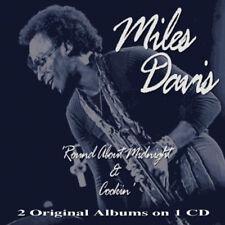 MILES DAVIS ~  ROUND ABOUT MIDNIGHT AND COOKIN' NEW + SEALED CD JAZZ ORIGINALS