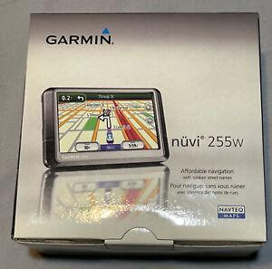 Garmin Nuvi 255w Gps Navigation New In Original Box
