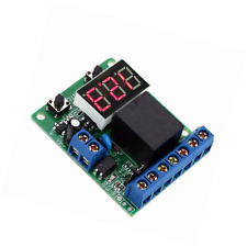 KKmoon DC 12V Voltage Detection Charging Discharge Monitor Test Relay Switch