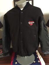 Miller Lite Fernando Vargas Championship Boxing Team Vargas Varsity Jacket XL