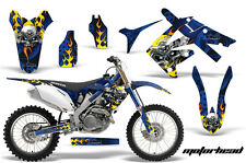 Honda Graphic Kit AMR Racing Bike Decal CRF 450R Decal MX Parts 2009-2012 MOTOHD