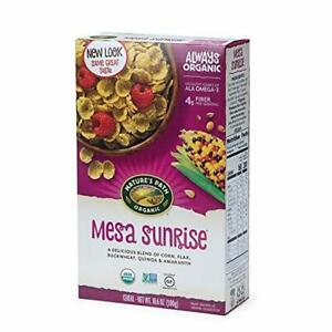 Nature's Path Whole Grains Cereal Healthy Organic