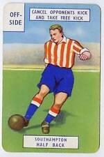 RARE Football Playing Card - Southampton Town 1946-7