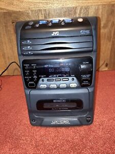 JVC UX-C30 Micro Component system AM/FM Stereo Tape Deck CD Player