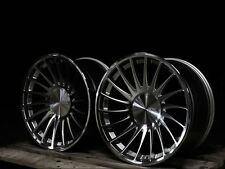 "19""3sdm 0.04 alloy wheels bmw 3 series/z3/z4/m3/vw t5/vauxhall insignia 8.5/10"