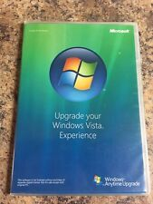 Windows Vista Anytime Upgrade 32 Bit