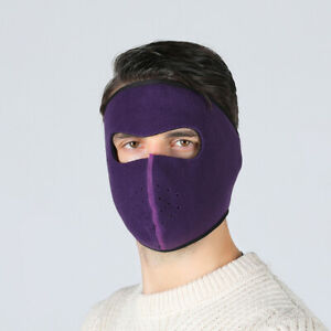 Winter Balaclava Ski Mask Windproof Breathable Full Face Mask for Cold Weather