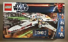 LEGO Set 9493 Star Wars X-Wing Starfighter Sealed Brand New Never Opened