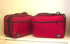 Kofferinnentaschen Gepäck und Taschen für BMW R200GS VARIO ROTE FARBE