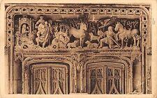 BF8188 chateau d amboise indre et loire detail de la por france        France