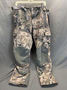 Sitka Timberline Hunting Pants Optifade Size 38