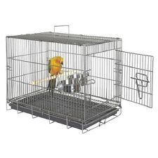 LIBERTA  BIRD TRANSPORTER CAGE - LARGE - FOR  MEDIUM TO LARGE PARROTS