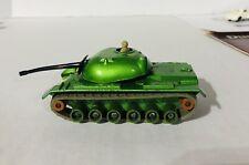 Matchbox Battle Kings K-102 M48-Az Tank Military Army Star 1974 Lesney