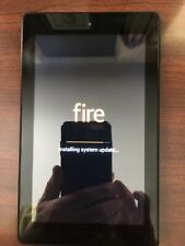Amazon Kindle Fire 7 (7th Generation) 16GB SRO43KL Black-READ Condition Section.