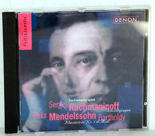 CD TRIO FONTENAY spielt Rachmaninoff und Mendelssohn Bartholdy