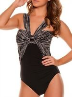 MIRACLESUIT JO JO 10-16 MIRACLE SWIM SUIT BATHING SWIMMING COSTUME CRUISE BEACH