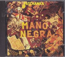 MANO NEGRA - patchanka CD