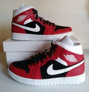 *New* Women's Air Jordan 1 Mid BQ6472-601 - US Size 10.5 - IN STOCK!