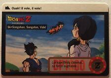 Ref183 Carte Dragon Ball Z Carddass Bandai 1995 Total N 702 56 Sangohan Songoten