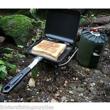 NGT Bankside Sandwich Toaster Tostie Sand wich Maker Carp Fishing Tackle Camping
