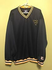 West Virginia Long Sleeve Sewn Starter Sweatshirt Mens XL WV Vintage