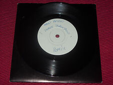 "Maxi Priest:  Peace Throughout    EX+   7""    White label/test pressing"