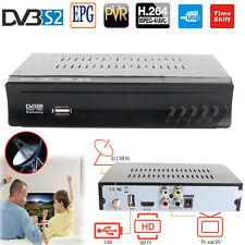 Mini DVB-S2 Full HD Satellite IPTV Digital Receiver TV Video Set Top Box HDTV