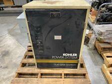 Kohler Automatic Transfer Switch (Ats) 480V 30A K-166341-30