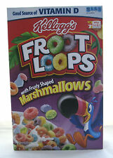 FROOT LOOPS with  Marshmallows Cereal 12.6 OZ (357g) Kellogg's Buy it now BN
