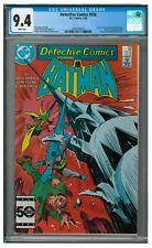 Detective Comics #558 (1986) Copper Age Batman CGC 9.4 AA406