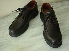 HAVANA JOE Mens Brown Leather Oxfords Made In Spain 5502-B Size US 5  NWOB