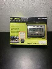 Spy Camera Starter Kit Wilife LukWerks Complete Video Security System