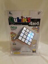 Rubik Cube 4 x 4 Brain Teaser Puzzle Toy Twists Rubiks Winning Moves New