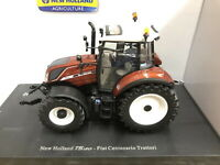 New Holland T7.225 Tractor Terracotta Edition 2018 UNIVERSAL HOBBIES 1:32 UH5376