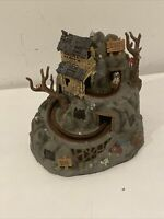 Lemax Spooky Town Dead Man's Mine With Lights & Sounds #64424 AS-IS