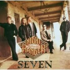 Night RANGER-Seven CD NUOVO OVP