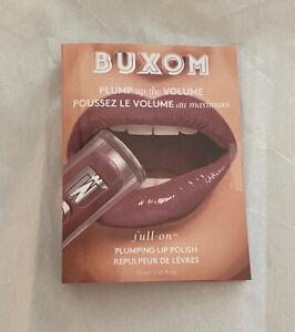 Buxom Full-on Plump Up The Volume Plumping Lip Polish - Dolly 0.05 oz /1.5ml-NIB