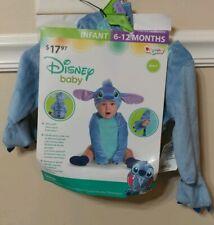 NWT Disney Lilo /& Stitch Baby Bodysuit 3-6 Months~Angel Alien Cosplay Costume