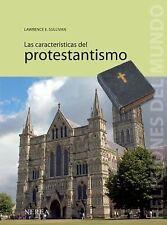 Las características del protestantismo (Religiones del Mundo) (Spanish-ExLibrary