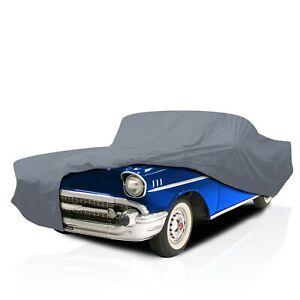 Ultimate HD 5 Layer Full Car Cover for AMC Ambassador Sedan 2-Door 1965-1967