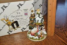 Jon Herbert Shoemakers Dream The Christmas Shoe 1990 in Orig Box