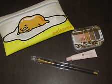New Ipsy July 2017 Gudetama Over Easy Glam Bag with 3 Makeup Samples
