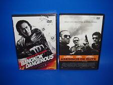 Film IN DVD Set Azione: Bangkok Dangerous / Assassini Elite (Edizione Vent