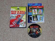 Rock 'N' Roll High School: Rock On Edition DVD 2005 Complete The Ramones