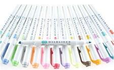 1Pc Zebra Mildliner Highlighter Pens Marker Set Color Office School Stationary