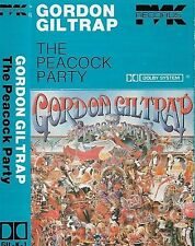 Gordon Giltrap ‎The Peacock Party CASSETTE ALBUM FOLK ROCK